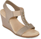 ST. JOHN'S BAY St. Johns Bay Landings Womens Wedge