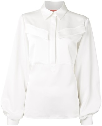 Manning Cartell Australia Bell Sleeved Button-Down Shirt