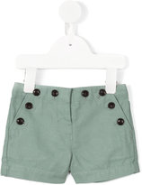 Burberry tailored shorts - kids - Cotton/Linen/Flax - 6 mth