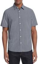 Michael Kors Geo Print Regular Fit Button-Down Shirt