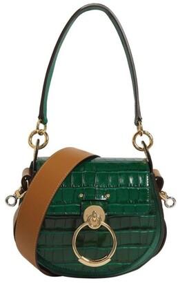 Chloé Small Tess Saddle Bag