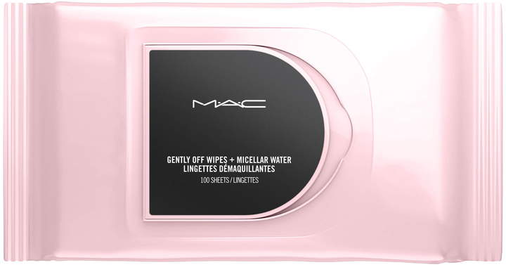 M·A·C MAC Cosmetics MAC Gently Off Wipes + Micellar Water