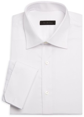 Saks Fifth Avenue COLLECTION Travel French-Cuff Dress Shirt
