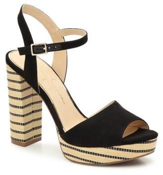 Jessica Simpson Abiah Platform Sandal