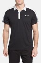 Nike 'Team Court' Dri-FIT Tennis Polo