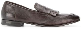 Henderson Baracco dark brown loafers