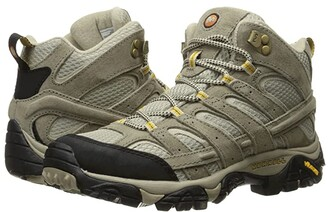 Merrell Moab 2 Vent Mid (Taupe) Women's Shoes