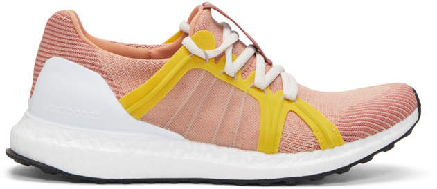 adidas by Stella McCartney Pink UltraBOOST X Sneakers
