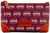 Dooney & Bourke NCAA Mississippi State Cosmetic Case