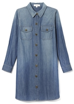 Vince Camuto Two By Denim Shirtdress