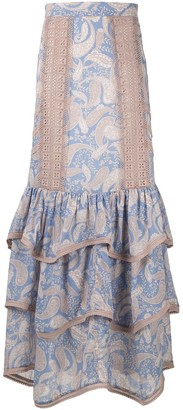 We Are Kindred Sorrento maxi skirt