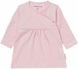 Noppies Baby and Kids Girls Dress Rianne Light Rose
