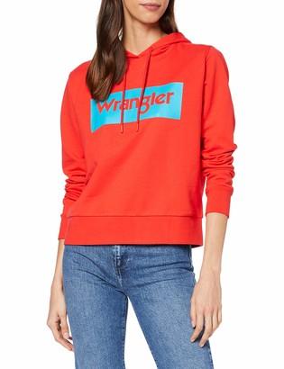 Wrangler Women's Logo Hoodie
