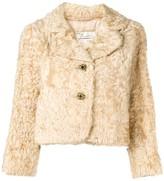 A.N.G.E.L.O. Vintage Cult 1950's cropped fur jacket