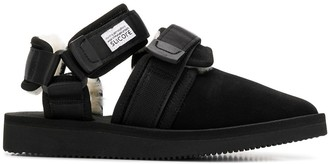 Suicoke Shearling Slippers