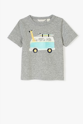Country Road Organically Grown Cotton Surf Van T-Shirt