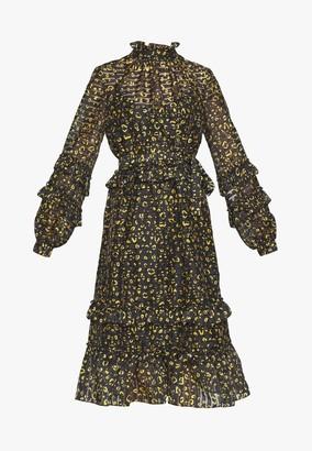 Hofmann Copenhagen Adela Dress in Golden Hour - xs
