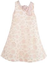 Barcarola Pink Flower Dress
