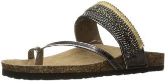 Not Rated Women's Mandarine Flat Sandal