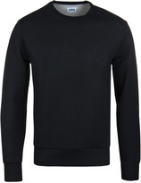 Edwin Black Garment Washed Sweatshirt