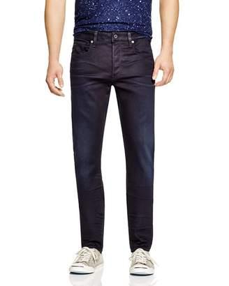 G Star 3301 Slander Slim Fit Jeans in Dark Aged