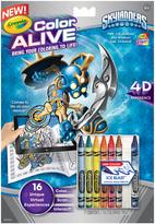 """Crayola Color Aliveâ""""¢ Skylanders 4-D Coloring Set"""