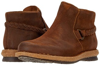Børn Toya (Black Distressed) Women's Boots