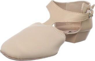 Dance Class Women's TS301 T-Strap Jazz Shoe