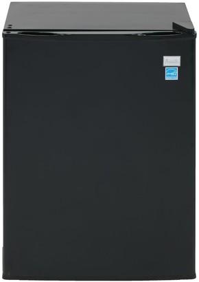 Avanti 2.4 Cubic Foot Compact Refrigerator - Black