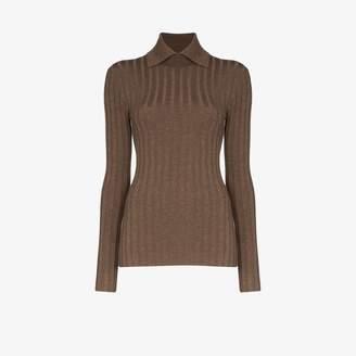 Totême Aviles collared sweater