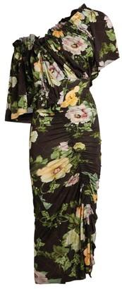 Preen by Thornton Bregazzi Maja Off-The-Shoulder Dress