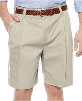 Geoffrey Beene Shorts, Extender Waist Pleated Short