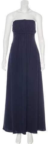Derek Lam Silk Evening Dress
