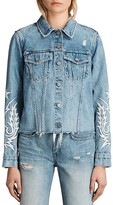 AllSaints Philly Denim Jacket