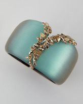 Alexis Bittar Neo Boho Ombre Large Faceted Vine Cuff