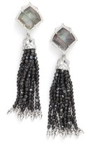 Kendra Scott Women's Misha Tassel Clip Earrings