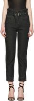 Isabel Marant Black Evera Jeans