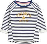 H&M Sweatshirt - Dark blue/striped - Kids