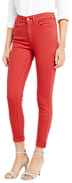 Oasis Lily Skinny Jeans, Rich Red