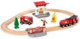 Brio Fireman Action Track