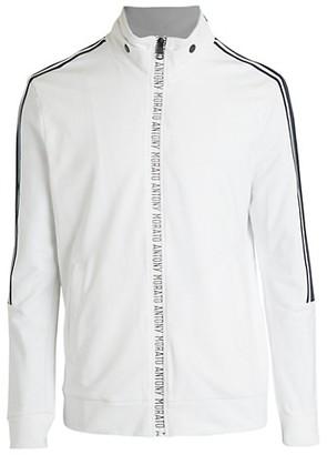 Antony Morato Felap Logo Zip Jacket