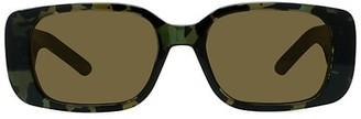 Christian Dior Wildior 53MM Rectangular Sunglasses