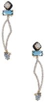 Alexis Bittar Elements Abstract Petal Drop Earrings