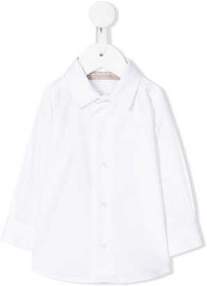 La Stupenderia Longsleeved Buttoned Shirt