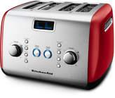 KitchenAid KMT423 4 Slice Red Toaster