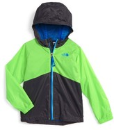 The North Face Toddler Boy's Flurry Hooded Windbreaker