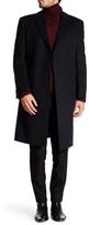 Tommy Hilfiger Bolton Notch Lapel Top Coat