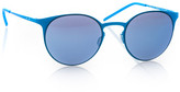 Italia Independent I THIN METAL 0208 Sunglasses Blu