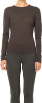 Max Studio Fine Wool Jersey Long Sleeved Top