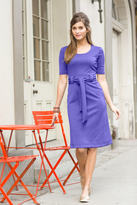 Shabby Apple Dauphine Sheath Dress Lavender